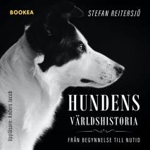Cover for Hundens världshistoria