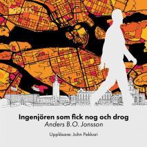 Cover for Ingenjören som fick nog och drog