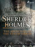 Cover for The Adventure of the Veiled Lodger