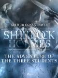 Cover for The Adventure of the Three Students