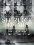 Cover for The Adventure of the Six Napoleons