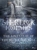 Cover for The Adventure of the Blue Carbuncle