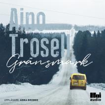 Cover for Gränsmark