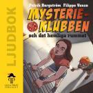 Cover for Mysterieklubben och det hemliga rummet