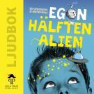 Cover for Egon hälften alien