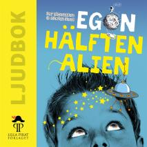 Cover for Egon hälften alien