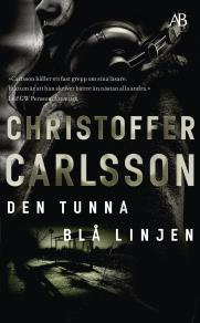 Cover for Den tunna blå linjen
