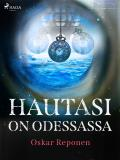 Cover for Hautasi on Odessassa