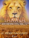 Cover for Tarina kolmesta leijonasta