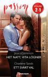 Cover for Het natt, vita lögner/Ett svårt val