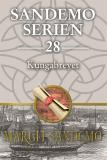 Cover for Sandemoserien 28 - Kungabrevet