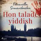 Cover for Hon talade yiddish