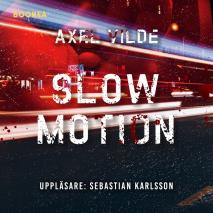Cover for Slow motion