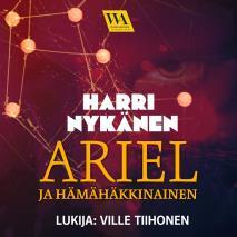 Cover for Ariel ja hämähäkkinainen