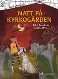 Cover for Natt på kyrkogården