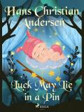 Cover for Luck May Lie in a Pin