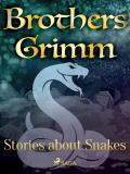 Cover for Stories about Snakes
