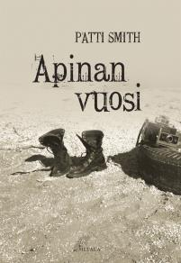 Cover for Apinan vuosi