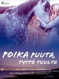 Cover for Poika puuta, tyttö tuulta