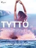Cover for Tyttö ja oikutteleva tuuli