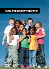 Cover for Fakta om barnkonventionen