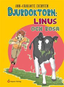 Cover for Djurdoktorn: Linus och Rosa