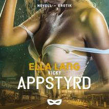 Cover for Vicky: Appstyrd