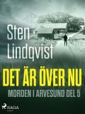 Cover for Det är över nu