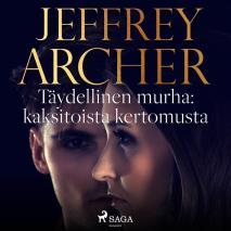 Cover for Täydellinen murha: kaksitoista kertomusta