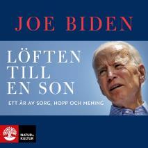 Cover for Löften till en son :  ett år av sorg, hopp och mening