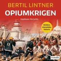 Cover for Opiumkrigen