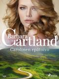Cover for Carolinen epätoivo