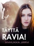 Cover for Täyttä ravia!