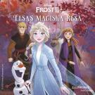 Cover for Frost 2 Elsas magiska resa, lätt att läsa