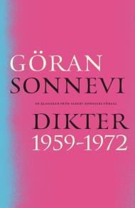 Cover for Dikter 1959-1972