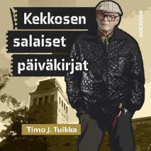 Cover for Kekkosen salaiset päiväkirjat