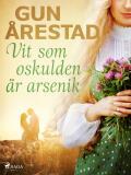 Cover for Vit som oskulden är arsenik
