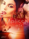 Cover for Melissa 3: Ibiza - erotisk novell