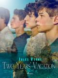 Cover for Two Years' Vacation