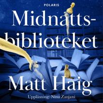 Cover for Midnattsbiblioteket