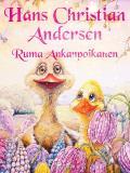 Cover for Ruma Ankanpoikanen
