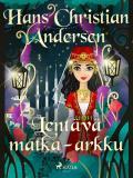Cover for Lentävä matka-arkku