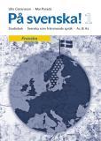 Cover for På svenska! 1 studiebok franska