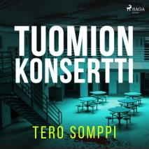 Cover for Tuomion konsertti