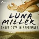 Cover for Three Days in September