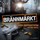 Cover for Brännmärkt