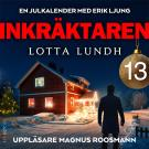 Cover for Inkräktaren - Lucka 13