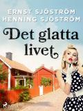 Cover for Det glatta livet