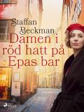 Cover for Damen i röd hatt på Epas bar
