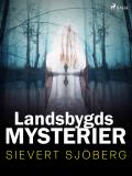 Cover for Landsbygdsmysterier